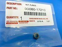 EX-PIPE STUD BOLT 90080-17187 ! 1-PC GENUINE LEXUS /& TOYOTA  VARIOUS MODELS NUT