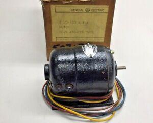 GE 2JD123A1A Electric Motor 115V 60hz 200rpm 2JD-123A1A A60-1R61EW81