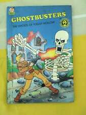 GHOSTBUSTERS GARFIELD SCOOBY-DOO VINTAGE KIDS BOOKS