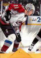 1996-97 Pinnacle Rink Collection Peter Forsberg #78 Frsca