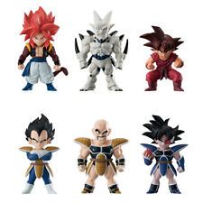 Bandai Dragon Ball Super Z GT Adverge Part 8 Figure Set of 6