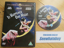 IT HAPPENED ONE NIGHT DVD NEW 1940S CLASSIC ROMANTIC COMEDY FILM MOVIE
