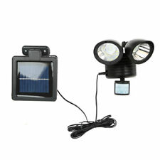 Outdoor Security Detector Solar Spot Light Motion Sensor 22 LED Floodlight Lamp