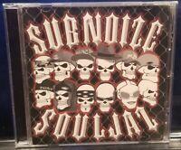 Subnoize Souljaz - CD kottonmouth kings saint dog johnny richter pakelika srh