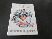 LIBRO ALLURE DIZIONARIO DEI PROFUMI 1988 Ottimo stato