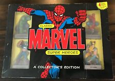 Class Marvel Super Heroes - A Collector's Edition