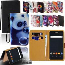 For Various BLU Studio C Phones - Leather Wallet Card Stand Flip Case Cover