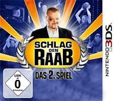 Nintendo 3DS Schlag den Raab 2 Deutsch NEU