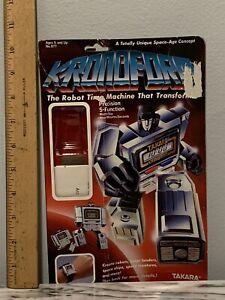 kronoform Takara Robot watch Box Only