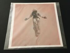 """MARA TRANLONG /""""FLUTE PLAYER/"""" 1975 Hand Signed Limited Edition Lithograph Art"""