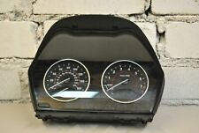 BMW 2 Coupe F22 M 235 i Instrument Cluster 9232892 2014 11513790