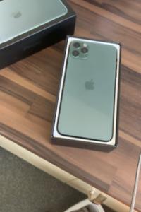 iPhone Max 11 Pro - 512GB - Space Gray (Unlocked) A2161 (CDMA + GSM)