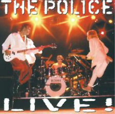 The Police Live CD NUOVO