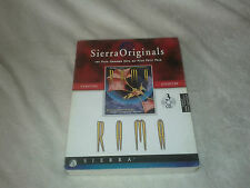 Rama Sierra originals -- PC -- Big Box