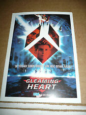 GLEAMING THE CUBE, film card [Christian Slater, Steven Bauer]