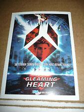 GLEAMING THE CUBE, film card [Christian Slater, Steven Bauer]