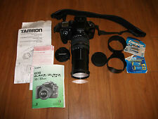 Canon EOS Elan 7, Tamron Aspherical 28-300 mm lens. SLIGHTLY-used condition.