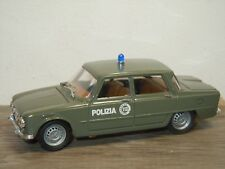 Alfa Romeo Giulia Polizia - Progetto K Italy 1:43 *36292