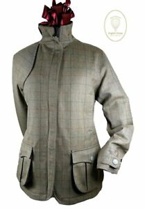 English utopia Guinevere tweed jacket