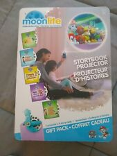 MOONLITE PAW PATROL GIFT PACK W/ STORYBOOK PROJECTOR FOR SMART PHONE 5 NEW