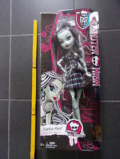 Monster High - Frankie Stein -EXTRA TALL DOLL - OVP - 43 cm gross (17 inch)