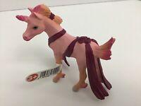 Schleich Bayala Muriel Unicorn Pink Fairy Elf Fantasy Figure 2014 Retired