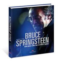 Bruce Springsteen Songs Die Geschichte hinter den Tracks Band Buch Biografie NEU