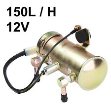 Treibstoffpumpe Kraftstoffpumpe Universal Elektrische Benzinpumpe 12V 150L / H