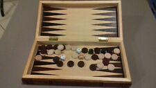#Jeu de #backgammon #bois
