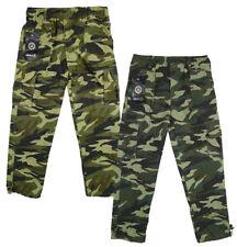 Pantalons en polyester pour garçon de 12 ans