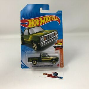1978 Dodge Li'L Red Express Truck * Treasure Hunt * 2021 Hot Wheels Case M * G31