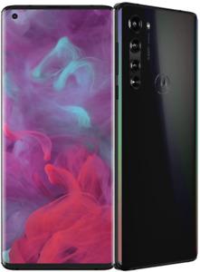 "Motorola Edge 5G 6.7"" OLED (256GB + 6GB RAM) 64MP Quad Camera UNLOCKED - Black"