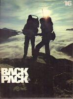 Backpacker Magazine Backpacking Stoves II August 1976 031418nonr