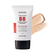 [EYENLIP] Pure Cotton Perfect Cover BB Cream (SPF50+/PA+++) 30ml #21 Light Beige
