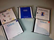 Opcode Studio Vision Pro Manuals on 5 DVDs (Version 3.03)(DAW)(Mac 68k)(pdf)