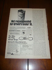 CARROLL SHELBY TERLINGUA RACING TEAM   ***ORIGINAL 1967 AD***