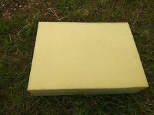 memory foam mattress dog bed with memory foam and dense layer 16 x 12 inches