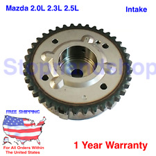 New Intake Camshaft VVT Actuator Phaser Sprocket for Mazda 3 6 5 CX-7 Miata Trib