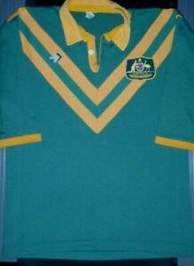 Vintage Australia Kangaroos Rugby League Jersey