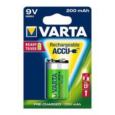 Batería Ni-MH Varta rechargeable e-bloque 9v - 200 mAh-blister-ready to use