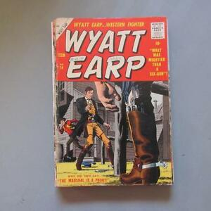 Wyatt Earp 14  GD/VG SKUB22298 25% Off!