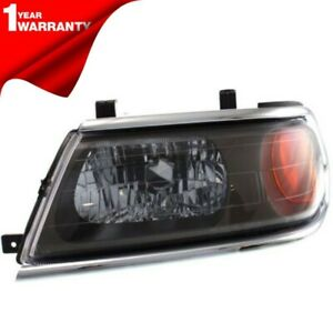 NEW FRONT LEFT HEAD LIGHT ASSEMBLY FITS MITSUBISHI MONTERO SPORT 2000 MI2502130
