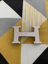 Hermes cintura fibbia 32mm