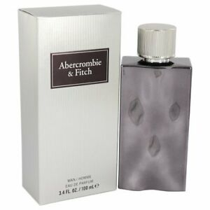 First Instinct Extreme by Abercrombie & Fitch 3.4 oz EDP Spray for Men