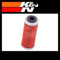 K&N Oil Filter Powersports Motorcycle Oil Filter - Husqvarna / Fits KTM - KN-652