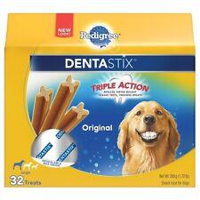 PEDIGREE Dentastix Large Dog Treats -1.72-lb., 32-count pack of PEDIGREE DENTAST