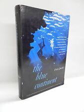 The Blue Continent Book Folco Quilici Red Sea Exploration Guide Sharks Manta Ray