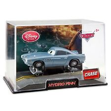 MIB Disney Pixar Cars 2 CHASE HYDRO FINN McMISSILE Diecast with Collector's Case