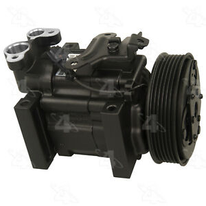 Remanufactured Compressor And Clutch Four Seasons 157485
