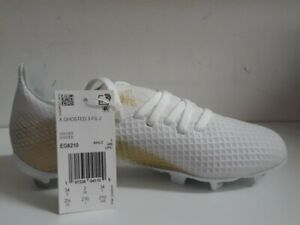 adidas X GHOSTED .3 FG YOUTH SOCCER SHOES